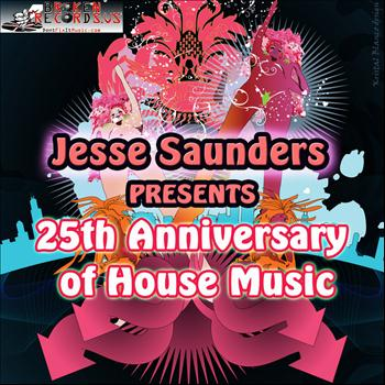 Various Artists - 25th Anniversary of House Music