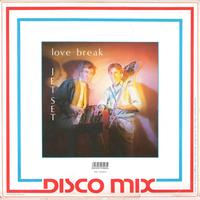 Jet Set - Love Dance / Love Breack (12 Inc)