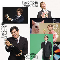 Timid Tiger - Timid Tiger And The Electric Island