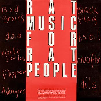 Various Artists - Rat Music for Rat People, Vol. 1 (Explicit)