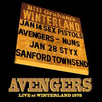 Avengers - Live At Winterland 1978 (Explicit)
