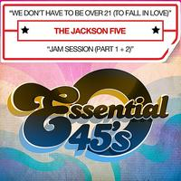 The Jackson Five - We Don't Have To Be Over 21 (To Fall In Love) (Digital 45)