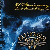 Wings - Wings 21st Anniversary Live @ Planet Hollywood