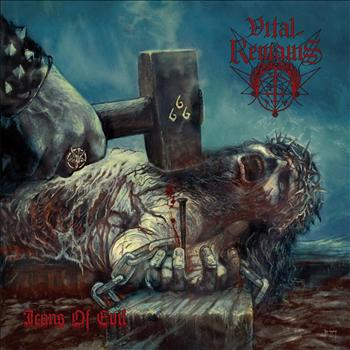 Vital Remains - Icons Of Evil (Explicit)