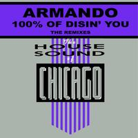 Armando - 100 % of Disin U - Remixes