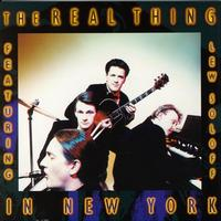 The Real Thing - The Real Thing In New York