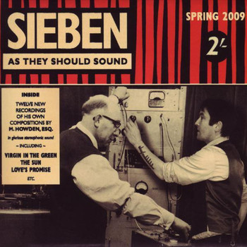 Sieben - As They Should Sound
