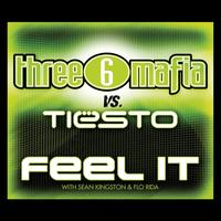 Three 6 Mafia vs. Tiësto with Sean Kingston and Flo Rida - Feel It (Explicit)