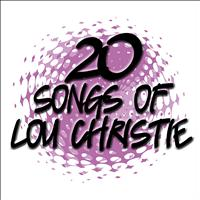 Lou Christie - 20 Songs Of Lou Christie
