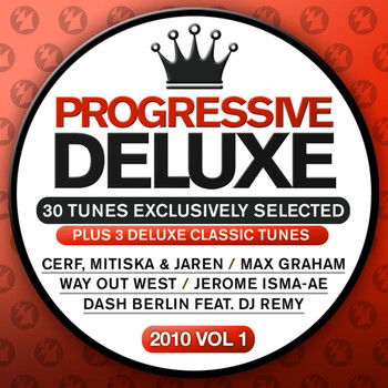 Various Artists - Progressive Deluxe 2010, Vol. 1 (30 Tunes Exclusively Selected)