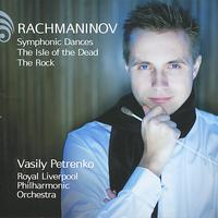 Royal Liverpool Philharmonic Orchestra - Rachmaninov: Symphonic Dances, The Isle of the Dead & The Rock