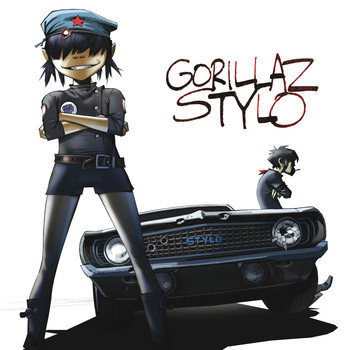 Gorillaz - Stylo (feat. Mos Def and Bobby Womack)