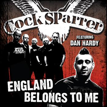 Cock Sparrer featuring Dan Hardy - England Belongs To Me (Dan Hardy Version)