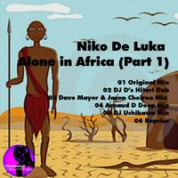 Niko De Luka - Alone in Africa Part 1 (incl. DJ D and Arnaud D Mixes)