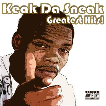 Various Artists - Keak Da Sneak's Greatest Hits