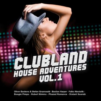 Various Artists & Clubland - Clubland House Adventures, Vol. 1