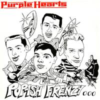 Purple Hearts - Popish Frenzy