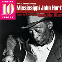 Mississippi John Hurt - Candy Man Blues: Essential Recordings