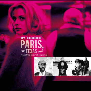 Various Artists - Paris, Texas - Original Motion Picture Soundtrack