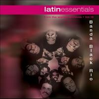 Banda Black Rio - Latin Essentials
