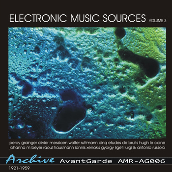 Various Artists - Electronic Music Sources Volume 3
