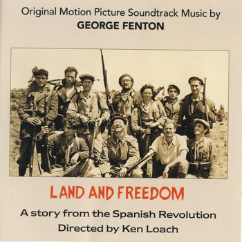 George Fenton - Land And Freedom