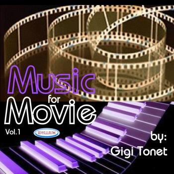 Gigi Tonet - Music for Movie, Vol. 1