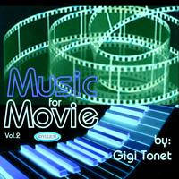 Gigi Tonet - Music for Movie, Vol. 2