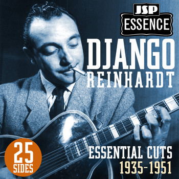 Django Reinhardt - The First Guitar Master - The Best Of Django Reinhardt