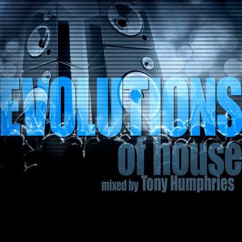 Various Artists - Nervous: Evolutions of House Mixed by Tony Humphries