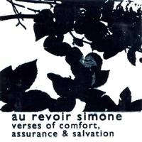 Au Revoir Simone - Verses Of Confort, Assurance & Salvation