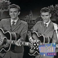 The Everly Brothers - Bye Bye Love (Performed live on The Ed Sullivan Show/1961)