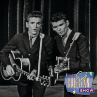 The Everly Brothers - Wake Up Little Susie (Performed live on The Ed Sullivan Show/1957)