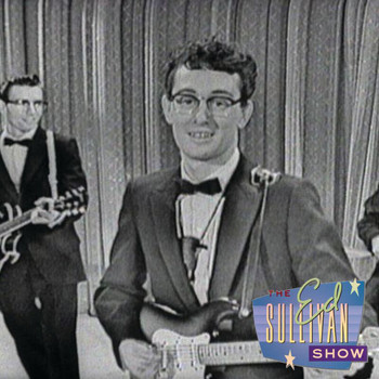 Buddy Holly & The Crickets - Peggy Sue (Performed live on The Ed Sullivan Show/1957)