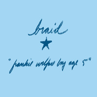 Braid - Frankie Welfare Boy Age Five