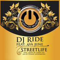DJ Ride - Streetlife featuring Ava June