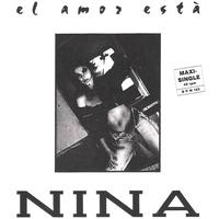 Nina - Love Is In The Air, El Amor Està (12 Inc)