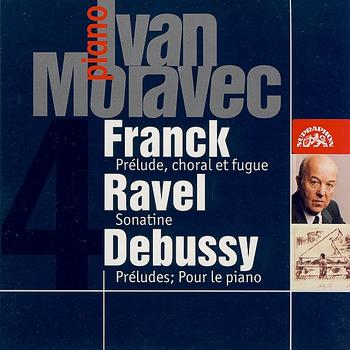 Ivan Moravec - Ivan Moravec Plays French Music