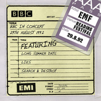 EMF - BBC In Concert [29th August 1992] (29th August 1992 [Explicit])