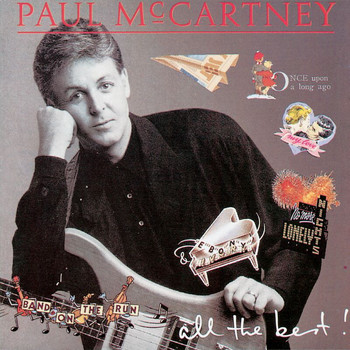 Paul McCartney - All The Best (UK Version)