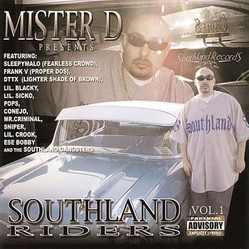 Various Artists - Mister D Presents: Southland Riders, Vol. 1
