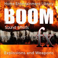 Sound Effects - Sound Effects - Boom - Explosions and Weapons