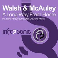 Walsh & Mcauley - A Long Way From Home