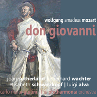 Joan Sutherland - Mozart: Don Giovanni
