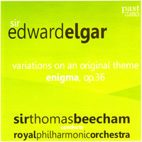 Royal Philharmonic Orchestra - Elgar: Variations On an Origianl Theme - Enigma, Op. 36