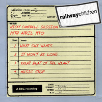 The Railway Children - Nicky Campbell Session (18th April 1990)