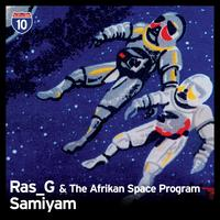 Ras_G & The Afrikan Space Program / Samiyam - LA Series #3