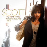 Jill Scott - The Real Thing - Words & Sounds, Vol. 3