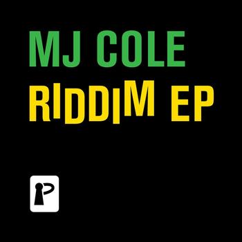 MJ Cole - Riddim EP