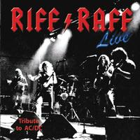 Riff Raff - Tribute To AC/DC Live